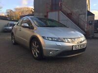 2006 Honda Civic I-Ctdi 2.2 Diesel - 82k Miles (Audi, BMW, vw, Mercedes, Toyota, Nissan, Renault)