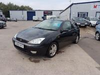 Ford Focus 2.0i 16v 2002.25MY Zetec Vehicle comes with new 12 MOT