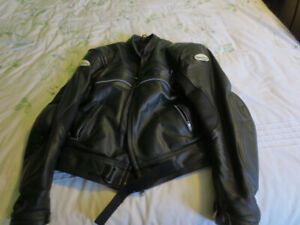 8be6acf4236 Used Triumph leather jacket