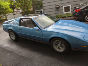 1989 Firebird V8/5 speed