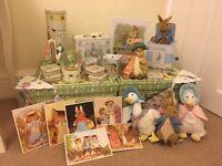 Beatrix potter bundle, perfect for nursery