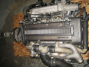 TOYOTA SUPRA CHASER 1JZ GTTE ENGINE ONLY JDM 1JZ SUPRA REAR SUMP