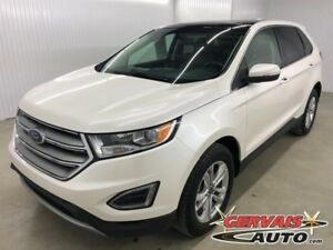 Ford EDGE SEL V6 AWD GPS Cuir Toit Ouvrant MAGS 2016