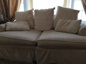 SET OF 3 COUCHES BEIGE COLOR