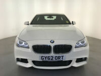 2012 62 BMW 525D M SPORT DIESEL 4 DOOR SALOON SERVICE HISTORY FINANCE PX