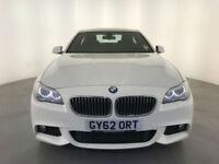 2012 62 BMW 525D M SPORT DIESEL 4 DOOR SALOON SERVICE HISTORY FINANCE PX