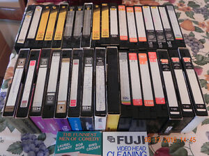 VCR Book style cases,etc... West Island Greater Montréal image 5