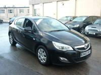 2011 Vauxhall Astra 1.7CDTi 16v ( 110ps ) EcoFLEX Exclusiv Finance Available