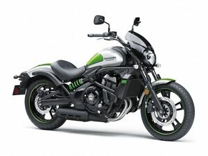 2017 Kawasaki Vulcan S ABS Cafe Edition