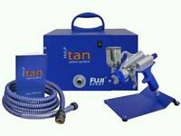 New Fuji Professional HVLP spray tan system .
