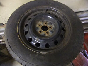 SUBARU TIRE/WHEEL SET