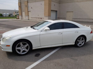 2006 Mercedes-Benz CLS-Class Sedan