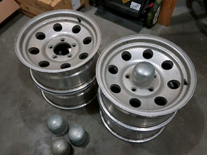 Eagle alloy 16inch rims