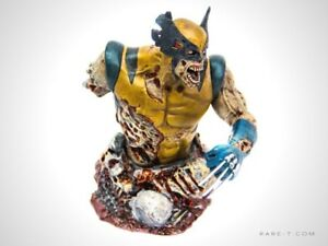 Limited Edition WOLVERINE Zombie Statue/Bust