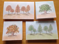 Tags/note card trees