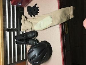 Beginner Horseback Riding Gear