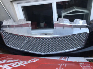 Cadillac cts grill