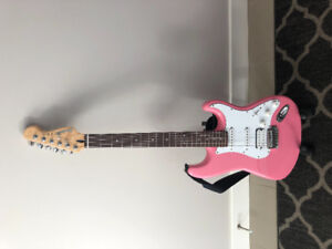 Cruiser by Crafter Electric Guitar (Pink)