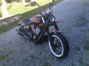 2014 Victory Highball .....absolutely beautiful London Ontario image 4