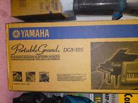 FS: Yamaha DGX-505 Electronic Portable Grand Piano