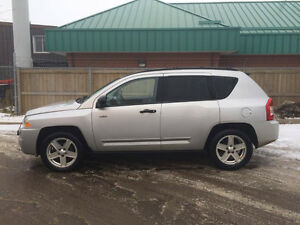 2008 Jeep Compass Hatchback