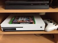 Xbox One S With GTA 5 and Plug and Play