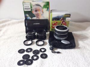 Lensbaby Composer (kit complet) Canon