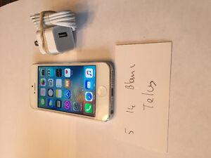 iPhone 5 blanc Telus Koodo public 438-935-1089