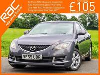 2010 Mazda 6 1.8 TS 5 Speed Climate Control Same Private Owner for more than the