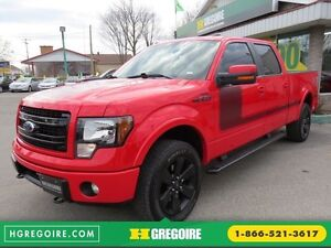 2013 Ford F150 FX4 AUT V6 ECOBOOST 4X4 A/C MAGS GR ELECTRIQUE