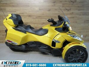 2013 Can-Am Spyder RT SE5 Limited 67.61$/SEMAINE