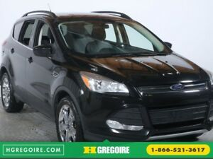 2016 Ford Escape SE 4WD A/C TOIT BLUETOOTH MAGS
