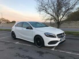 Mercedes-Benz A180 2016 AMG Line Premium Plus finance available