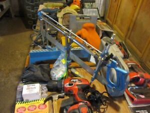 Large Variety of Tools for Sale