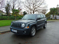 Superb 2008 Jeep Patriot 2.4 Sport Brand New MOT Drives Beautifully Must See