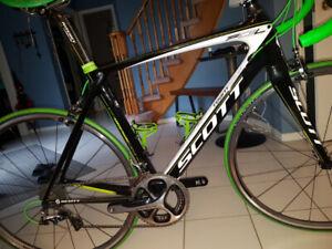 Scott Foil Road Bike