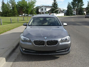 2013 BMW 535i Xdrive LOW KMS NO ACCIDENT 2ND OWNER FINANCING