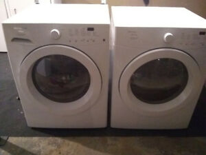 Frigidaire Washer & Dryer Set (Electric)