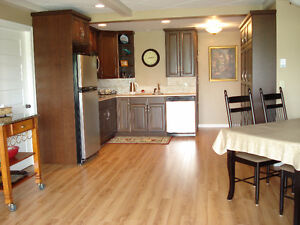 Beautiful 2 bedroom apartment in the country