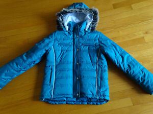 Turquoise Winter Jacket