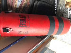 Sac d'entraînement/punching bag EVERLAST