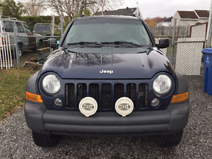 2007 Jeep Liberty VUS