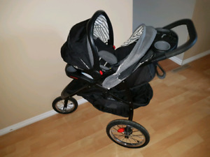Graco Click and Connect Stroller and Carseat