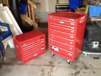 Mastercraft Tool Chest and Cabinet