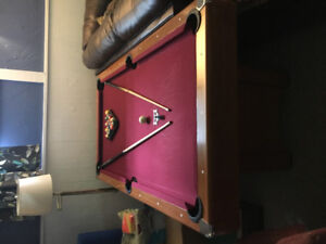 Pool table  - still available