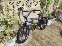 Mongoose Hamber Blue BMX Excellent Condition