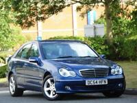 Mercedes Benz C200K Auto 2004 Avantgarde SE +LEATHER +SAT NAV +XENONS +FSH