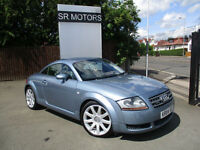 2004 Audi TT Coupe 1.8 ( 225bhp ) quattro(ONE PREVIOUS OWNER,FULL HISTORY)