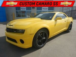 2011 Chevrolet Camaro 2SS  Customized!!
