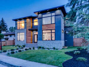 Luxurious Detached Home in Inner-City Calgary. $1,299,000.